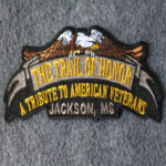 Trail Of Honor Patch